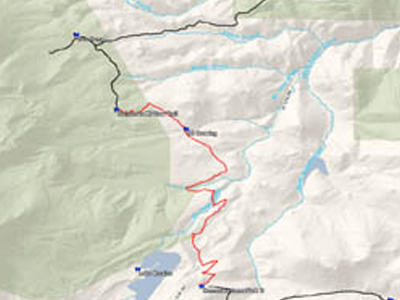The Missing Link Trail