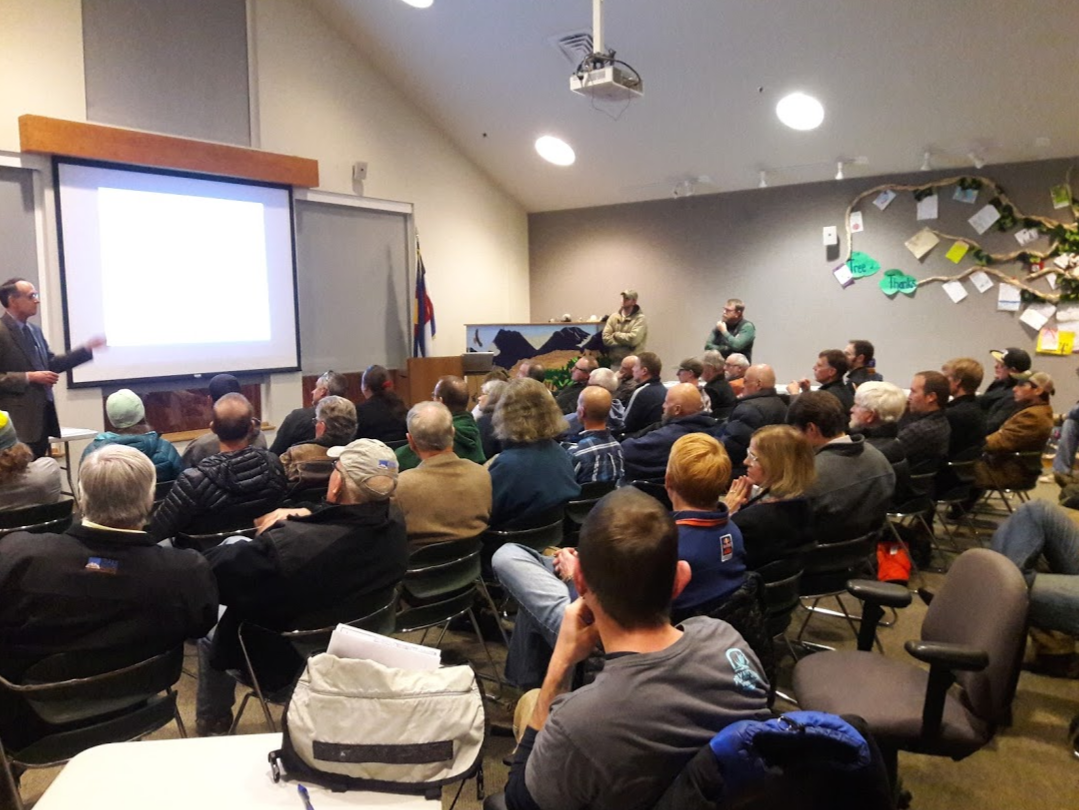 El Paso County MTB Meeting Nov 28th – Meeting Notes